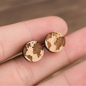 "Urban Outfitters Jewelry - Urban Outfitters Vintage ""World Traveler"" Earrings"